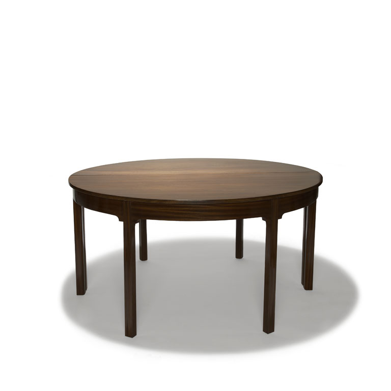 Half Moon Dining Table Klint K Two Half Moon Dining Table
