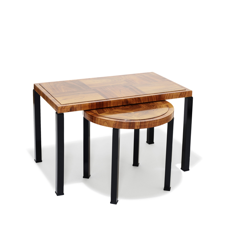 Nesting Dining Tables ~ Dining table nesting