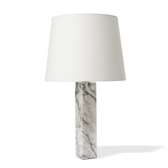 Bergboms_pair_table_lamps_square_column_marble_bases_1