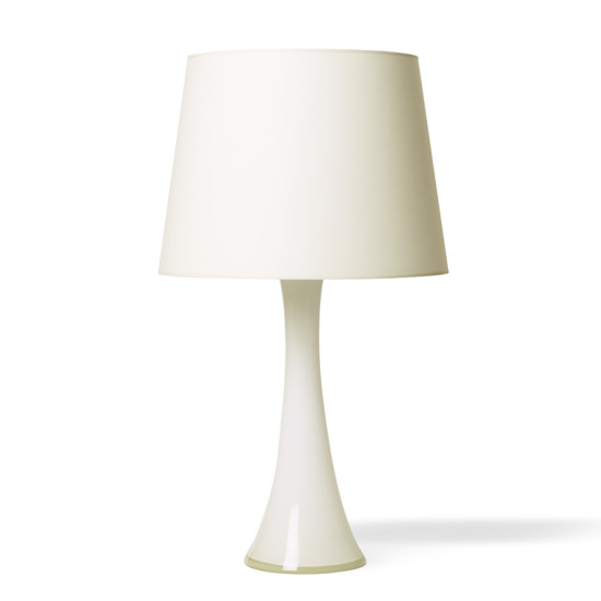 Bergboms_pair_table_lamps_convex_sided_pillars_white_1