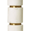 Bergboms_pair_table_lamps_marble_brass_stacked_round_2 thumbnail