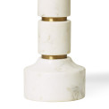 Bergboms_pair_table_lamps_marble_brass_stacked_round_3 thumbnail