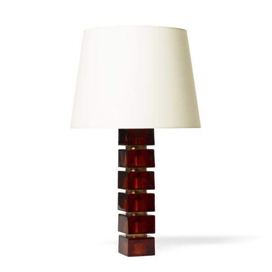 Fagerlund_C_table_lamp_pair_stacked_square_blocks_whiskey_glass_1