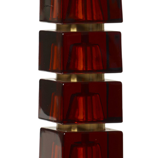 Fagerlund_C_table_lamp_pair_stacked_square_blocks_whiskey_glass_2