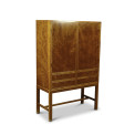 Danish_master_cabinetmaker_cabinet_on_stand_2_doors_4_drawers_mahogany_1 thumbnail
