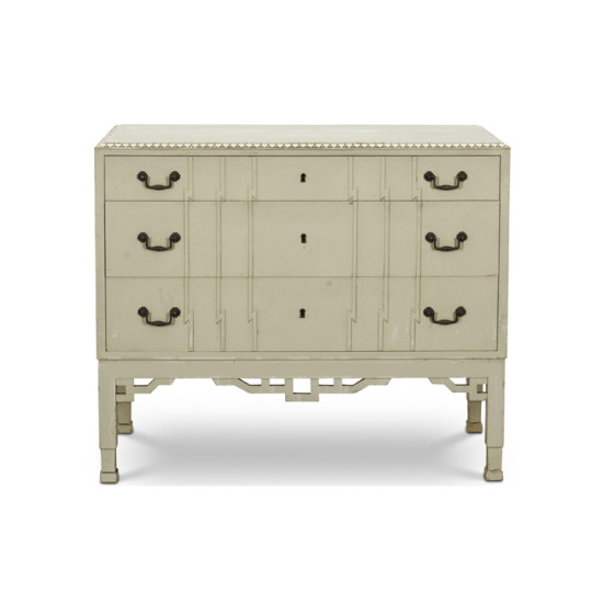 Swedish_Art_Deco_chest_geometric_Chinoiserie_relief_a