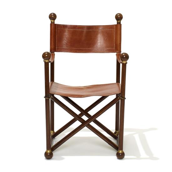 Early Safari Chair By Mogens Koch Attrib Gallery Bac